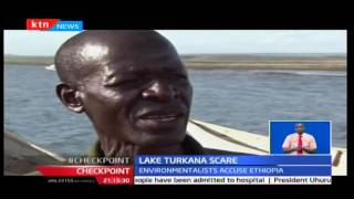 Massive dam on the Omo River in Ethiopia threatens existence lake Turkana