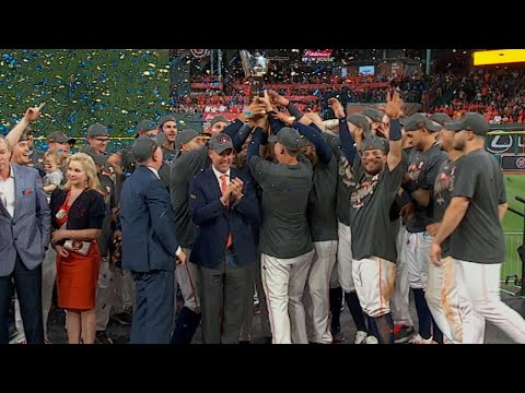 Pulse of the Postseason: Astros win the AL pennant