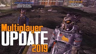 Fallout New Vegas Multiplayer Update - 2019