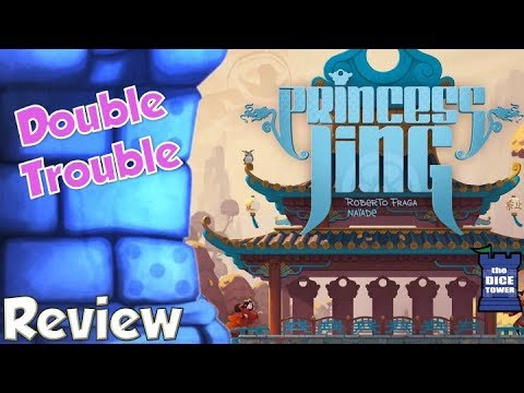 Princess Jing Review - Double Trouble