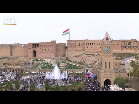 Erbil : quel retour au travail pour les réfugiés ?