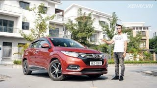 Đánh giá xe Honda HR-V giá 871 triệu - ĐẮT có XẮT ra MIẾNG?  XEHAY.VN 