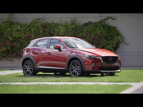 2016 Mazda CX-3 Review - AutoNation