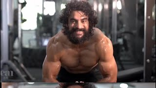 TOVINO THOMAS GYM|TOVINO THOMAS WORKOUT VIDEO