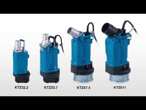 Sản phẩm máy bơm nước thải có quy trình kỹ thuật vận hành