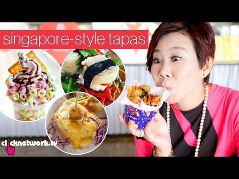 Singapore-Style Tapas - Foodporn: EP21