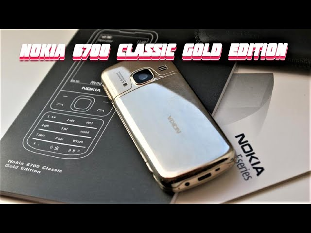 Видео Nokia 6700