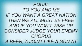 Judge - Bringin' It Down Lyrics