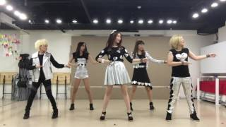 f(x) Pinocchio (Danger)-dance cover by.i(x)