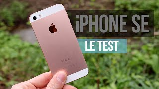 Apple iPhone SE : Le test complet !