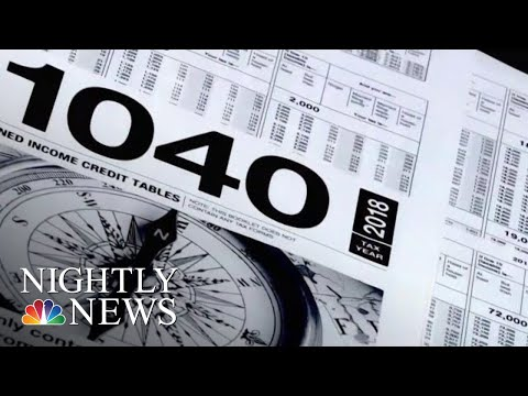 What To Know For Next Tax Season If You Don't Want To Owe The IRS | NBC Nightly News
