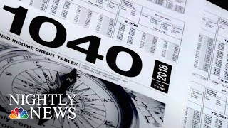 What To Know For Next Tax Season If You Don't Want To Owe The IRS   NBC Nightly News