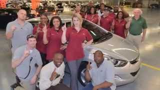 Celebrating 10 Years of Hyundai Production in Montgomery Alabama