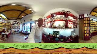 """360 VR видео Тенерифе: Чайный магазин """"CABANA DEL TE"""" в Los Cristianos"""