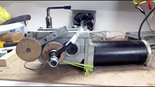 Simulator Motor Test - Arduino - SMC3 - iBT2