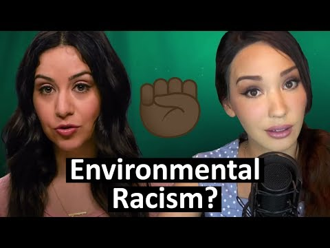Environmental Racism & EcoSOCIALISM? Green New Deal NONSENSE
