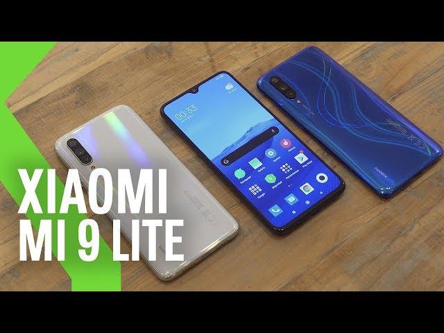 Xiaomi Mi 9 Lite, primeras impresiones: un SALTO en PRESTACIONES y PRECIO