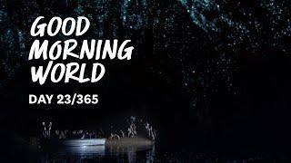 Waitomo Glowworm Caves, New Zealand