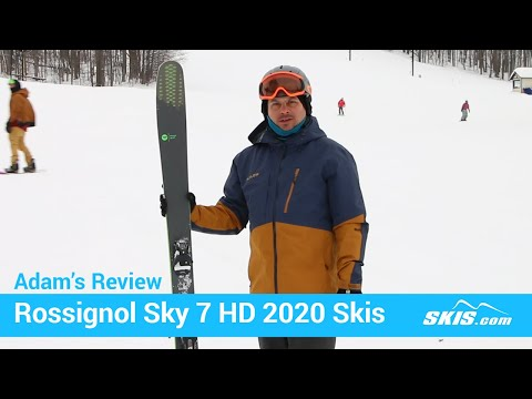 Video: Rossignol Sky 7 HD Skis 2020 1 40