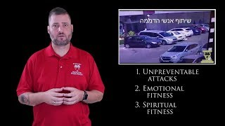 Israeli Hero Saves Many | Active Self Protection