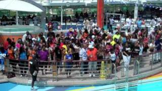 "DAY 1 - Naughty By Nature invades the Tom Joyner ""Fantastic Voyage 2010"" Boat Cruise"