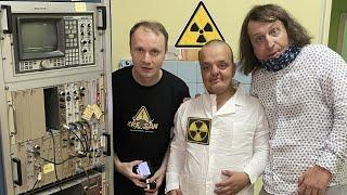 ✅Проверяюсь на радиацию после Чернобыля ☢☢☢ Попал в больницу