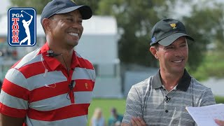 Tiger Woods vs. Mike Weir: Presidents Cup Trivia - dooclip.me