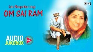 Om Sai Ram Mp3 Jukebox Superhit Sai Baba Gana By Lata Mangeshkar