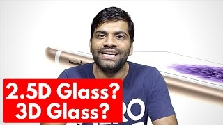 What is 2.5D Glass? 2.5D Vs 3D Glass?