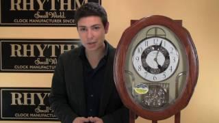 Rhythm Clocks | Information on Motion Clocks by Rhythm Clock