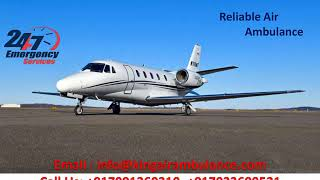 World-Class King Emergency Air Ambulance in Delhi and Bangalore