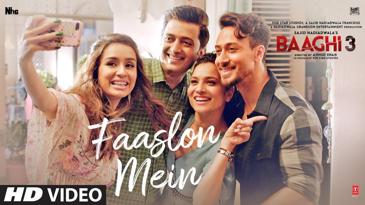 Faaslon Mein Hindi lyrics