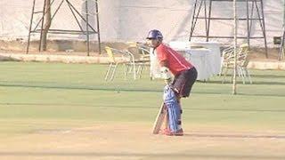 IPL Season 5- Royal Challengers Bangalore practice session