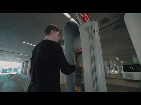 EINFACHSO - CITYBIKE (prod. by jue) (Official Video)