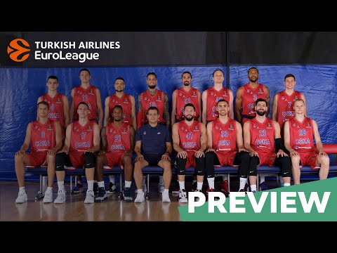 CSKA adds firepower, keeps core: Season Preview
