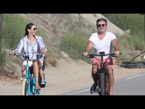Simon Cowell breaks his back in bad e-bike accident