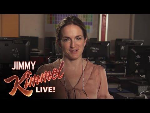 last year's Jimmy Kimmel Show