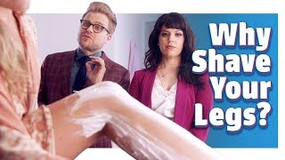 How Gillette Scammed Women Into Shaving Their Legs
