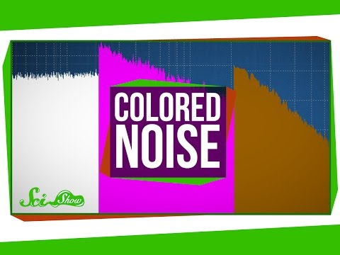 How White, Pink And Brown Noise Help You Sleep And Focus