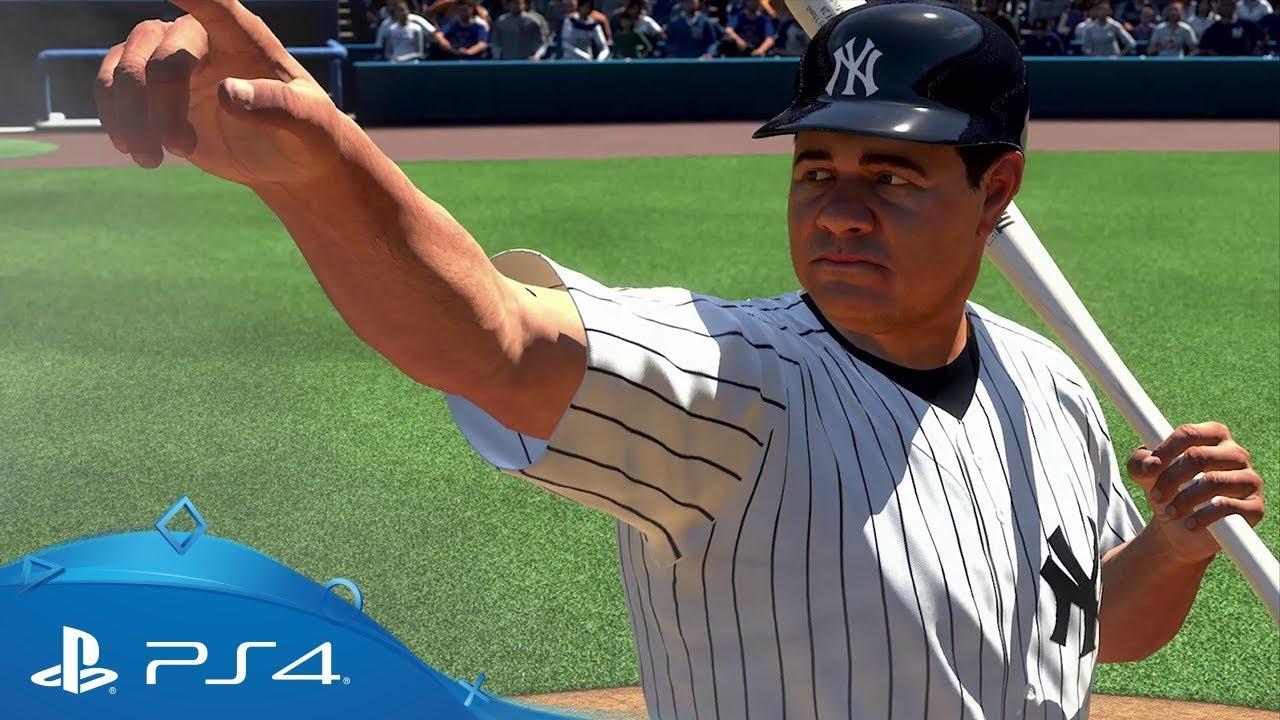 Trailer di MLB The Show 18