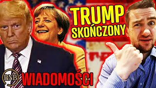 Europa SKOŃCZYŁA z Trumpem! To KONIEC władzy USA | WIADOMOŚCI