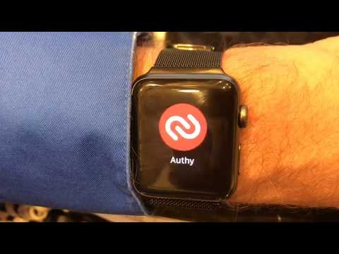 eClinicalWorks 11e - verify your EPCS meds with Apple Watch