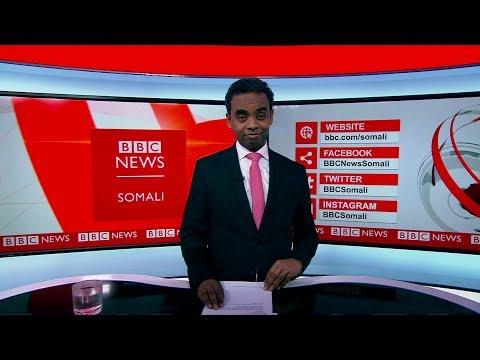 WARARKA TELEFISHINKA BBC SOMALI TV (TALAADO 09 OCT 2018) - Mohamed A
