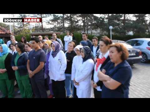 Kızılcahamam Devlet Hastanesi Başhekimi İsmail Doğan Basın Açıklaması