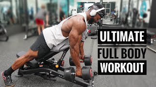ULTIMATE FULL BODY WORKOUT | Full Workout Routine & Top Tips