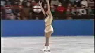Michelle Kwan 1997 Pocahontas