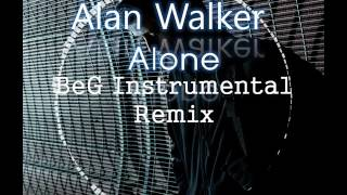 Alone Instrumental Remix Alan Walker Download 320 Mp3