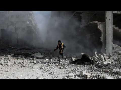 Syria: Russia's president Putin orders daily