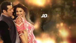 Photocopy Full Song with Lyrics Jai Ho Salman   - YouTube
