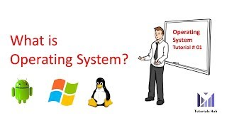 OS Tutorial # 01: What is Operating System